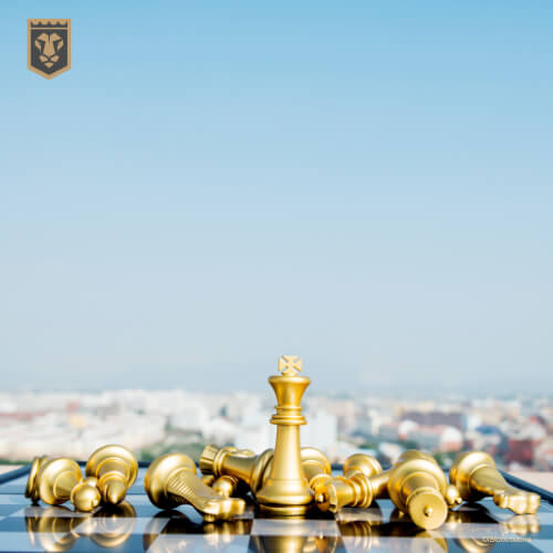 Golden king is the final winner.