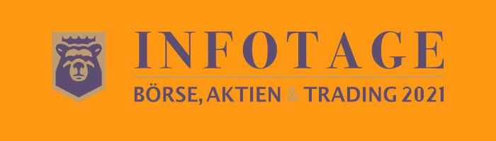 Infotage Boerse Aktien und Trading